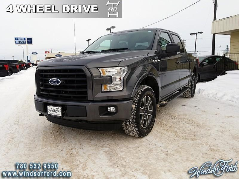 2015 Ford F-150 FX4  - Cloth Seats -  AM/ #RT0073A