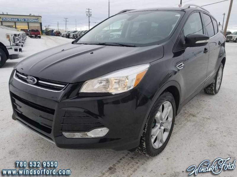 2014 Ford Escape Titanium #RT0214A