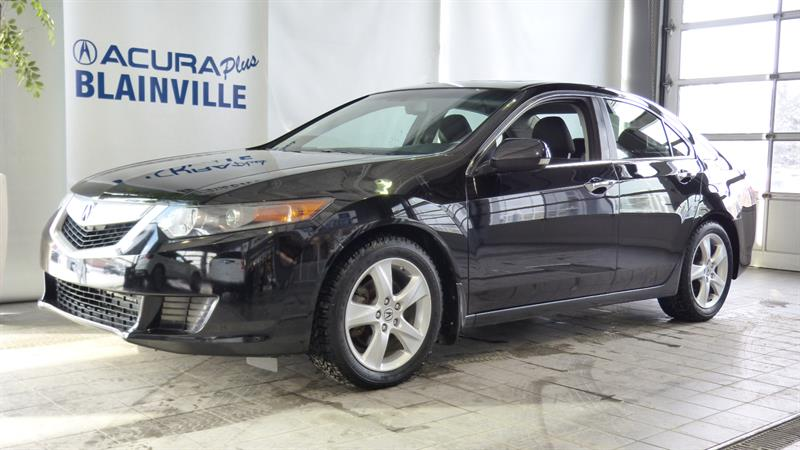 Acura TSX 2010 TOURING MANUELLE #P5399A