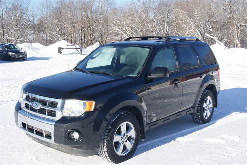 Ford Escape 2011 LIMITED AWD #U3549