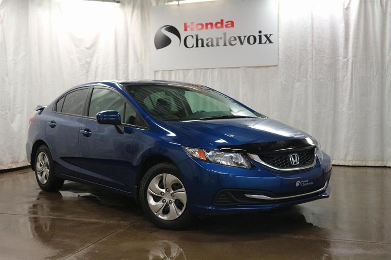 Honda Civic Sedan 2015 LX #C2706A