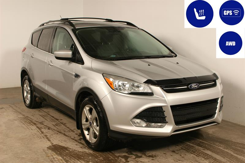 Ford Escape 2013 SE+GPS ** 2.0L Ecoboost ** AWD  #71508B