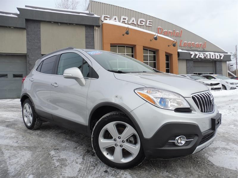 Buick Encore 2016 CONVENIENCE, FWD, CUIR / TISSUS #68027