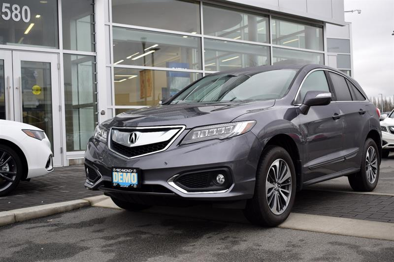 2018 Acura RDX Elite AWD Bluetooth Sunroof Leather #836355A