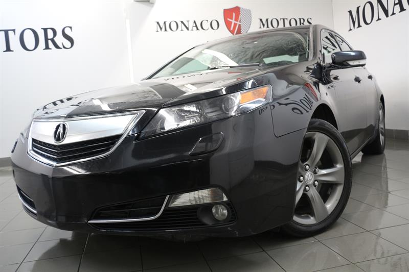 2014 Acura TL SH-AWD TECH PACKAGE  #8196