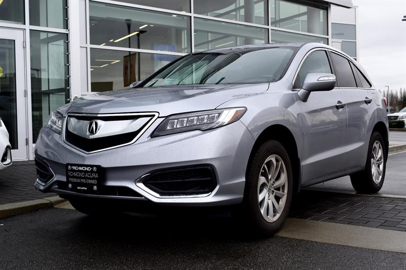 2017 Acura RDX AWD 4dr Camera Bluetooth #735723