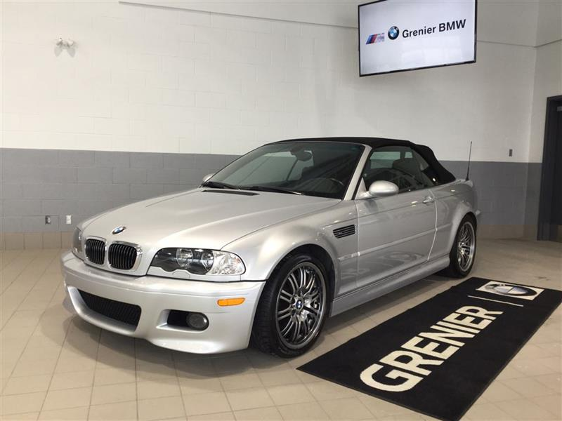 2004 BMW M3 MAG MULTI BRANCHES 19'' CONVERTIBLE MANUEL #180033A