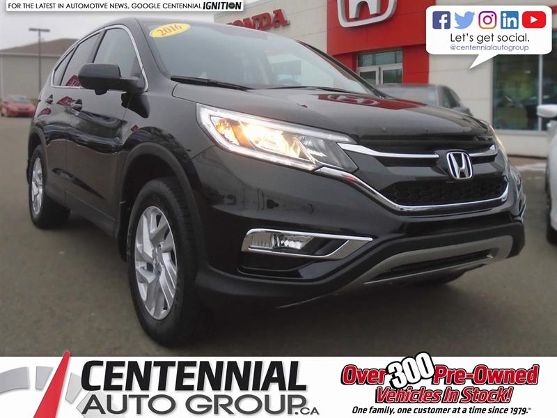 2016 Honda CR-V EX-L | AWD | 2.4L | Bluetooth | Cruise Control #8292