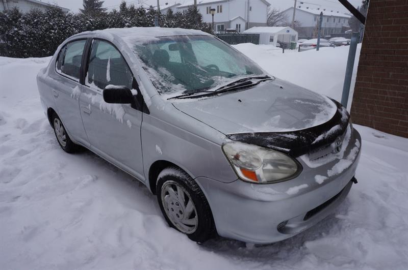Toyota Echo 2005 4dr Sdn NEGOCIABLE #18-012