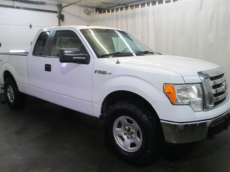 Ford F-150 2010 4WD SuperCab #8-0109