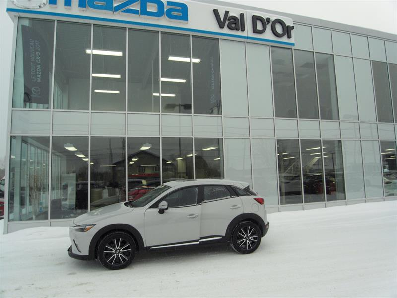 Mazda CX-3 2016 GT TECH AWD #A1845
