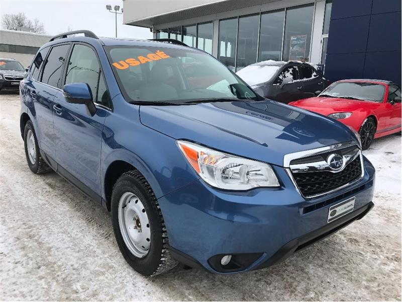 Subaru Forester 2015 2.5i Limited Package #J0565A