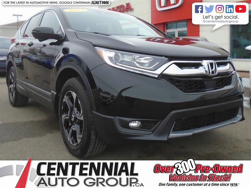 2017 Honda CR-V EX | 1.5L | Turbocharged | Moonroof | Bluetooth #8966A