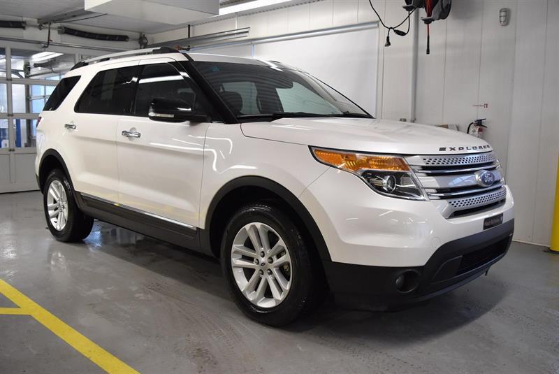 Ford Explorer 2014 XLT+7 PASSAGERS+NAV #80153A