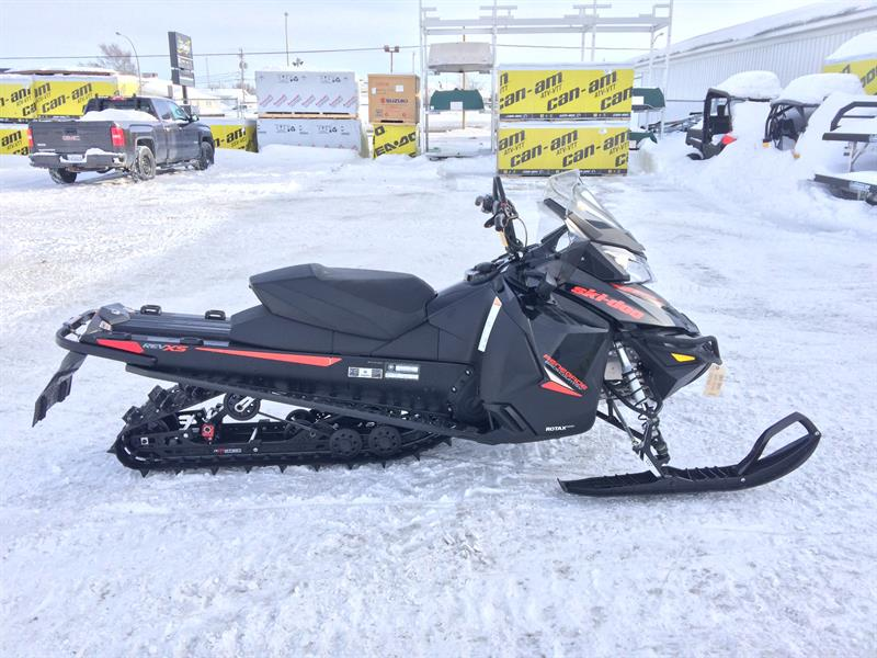 Ski-Doo Renegade 800Etec Backcountry 2015