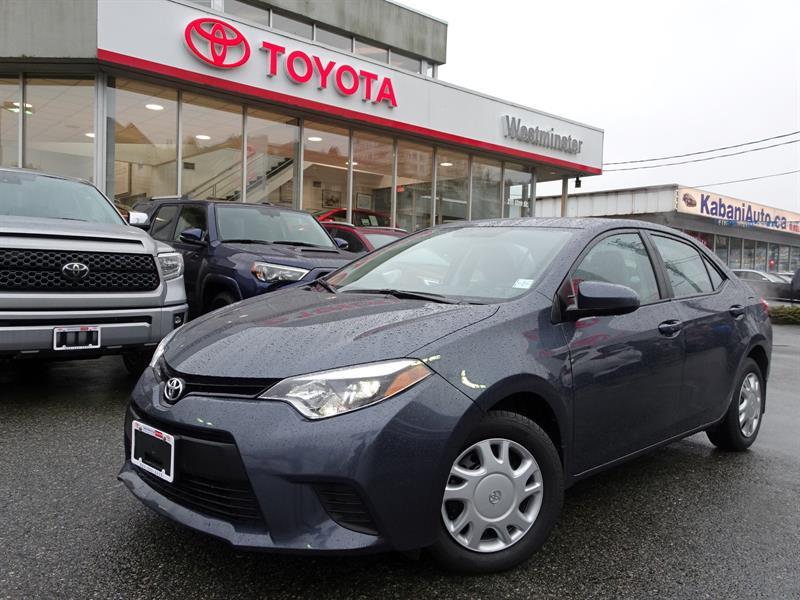 2014 Toyota Corolla CE #P6463T