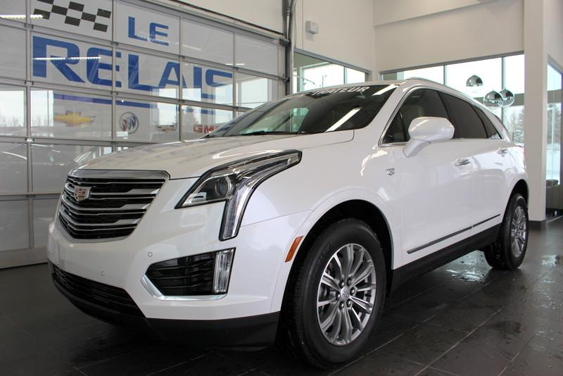 Cadillac XT5 2018 AWD 4dr Luxury #K828008