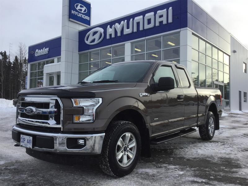 2015 Ford F-150 4WD SuperCab 145 #FE8008A