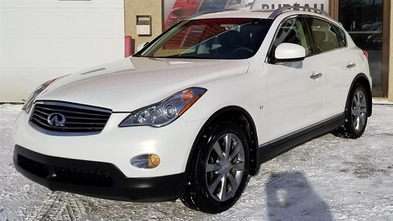 Infiniti Qx50 2014 AWD, Journey  #6074