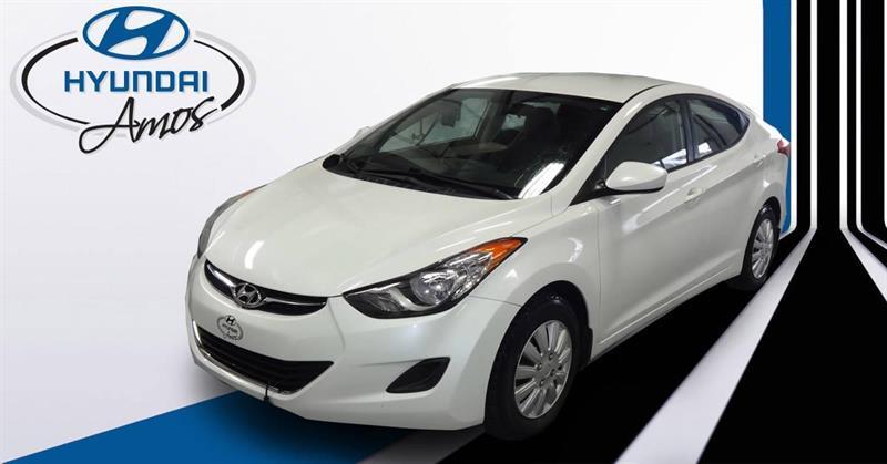 Hyundai Elantra 2011 GL #17298A