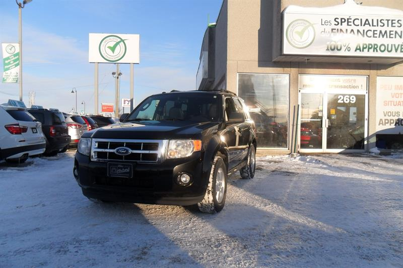 Ford Escape 2012 FWD 4dr XLT #F170070-03