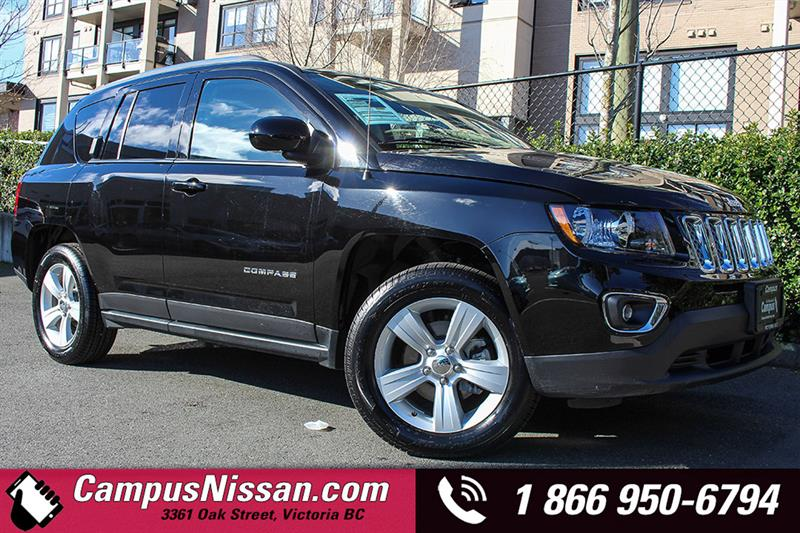 2016 Jeep Compass 4WD High Altitude #7-Q729A