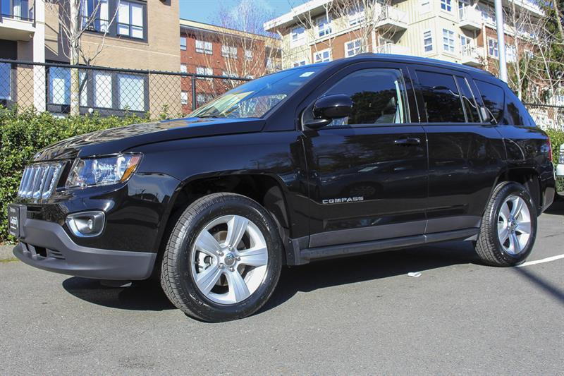 2016 jeep compass 4wd high altitude used for sale in victoria at campus nissan. Black Bedroom Furniture Sets. Home Design Ideas