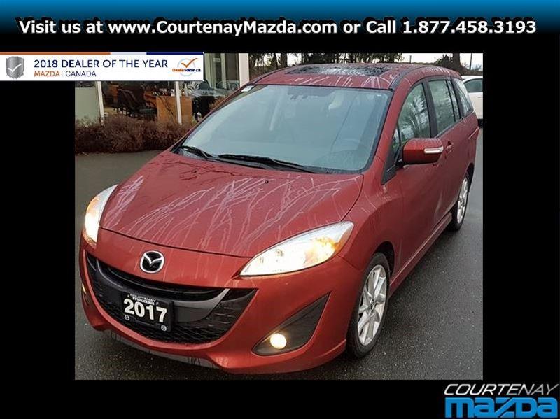 2017 Mazda MAZDA5 GT at #P4554