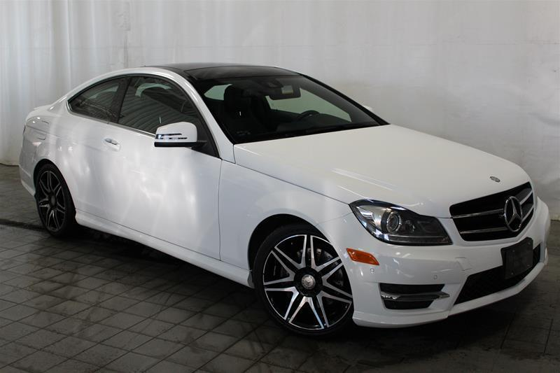 Mercedes-Benz C350 2015 4MATIC Coupe SPORT PACKAGE AMG #U18-023