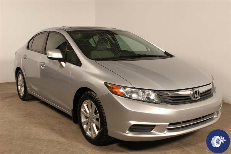Honda Civic Sdn 2012 EX ** TOIT OUVRANT ** #70025b