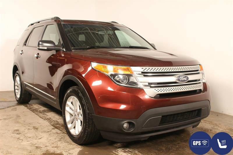 Ford Explorer 2015 XLT ** AWD ** TOIT + NAVIGATION  #u3370