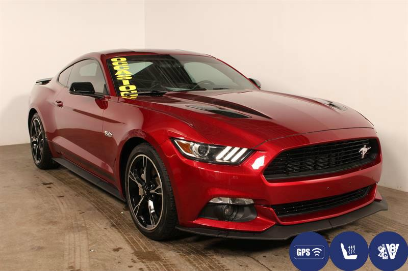 Ford Mustang 2016 GT ** California ** #71732A
