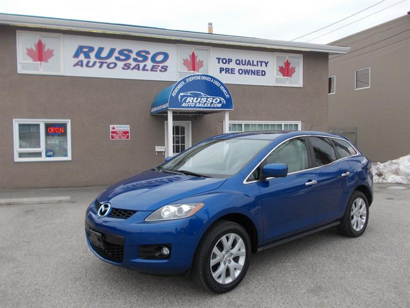 2007 Mazda CX-7 GT  AWD 4dr #3202