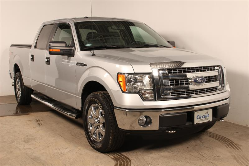 Ford F-150 2013 SuperCrew ** XTR ** BAS KM #80833a