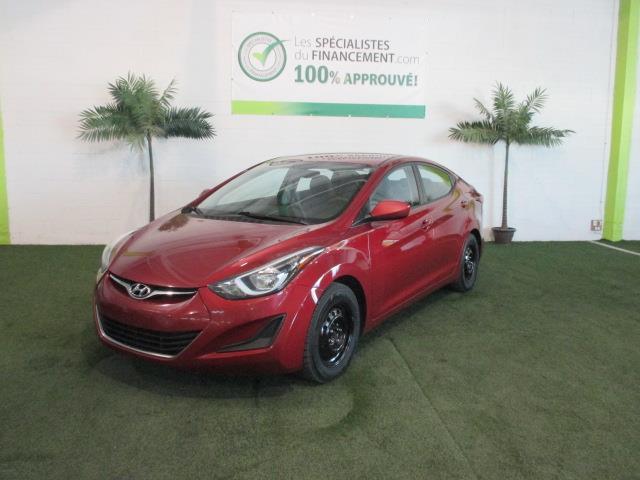 Hyundai Elantra 2015 4dr Sdn #2147-01