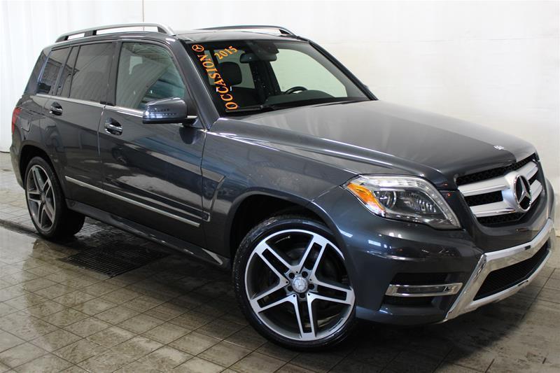 Mercedes-Benz GLK250 2015 BlueTEC 4MATIC *ENSEMBLE SPORT* #U18-015