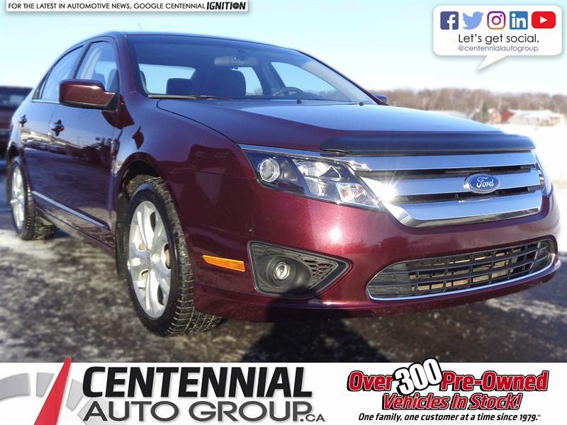 2012 Ford Fusion SE | 2.5L | i4-Cyl #S17-349D