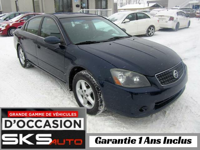 Nissan Altima 2005 (GARANTIE 2 ANS INCLUS) *FINANCEMENT MAISON* #SKS-3955-9