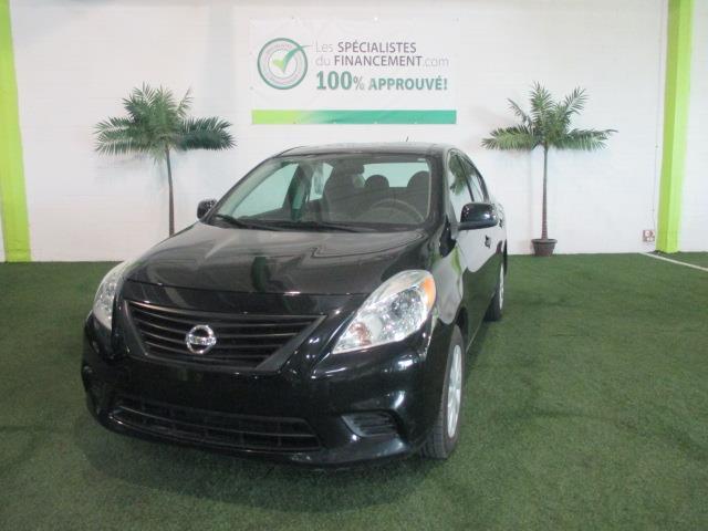 Nissan Versa 2012 1.6 S #1597-03