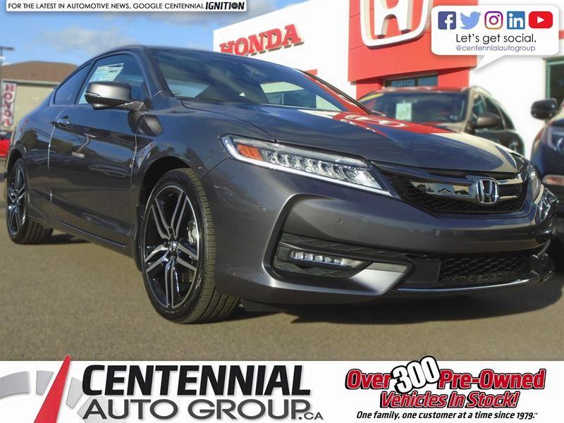 2016 Honda Accord Coupe Touring | NEW | V6 | Navigation | Bluetooth #7857
