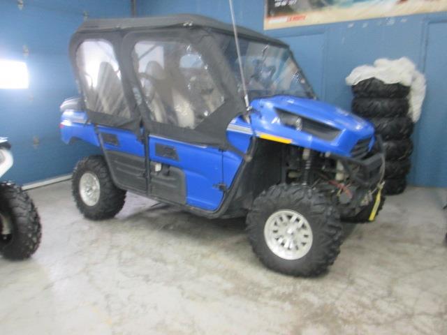 Kawasaki TERYX 4 EPS 2012