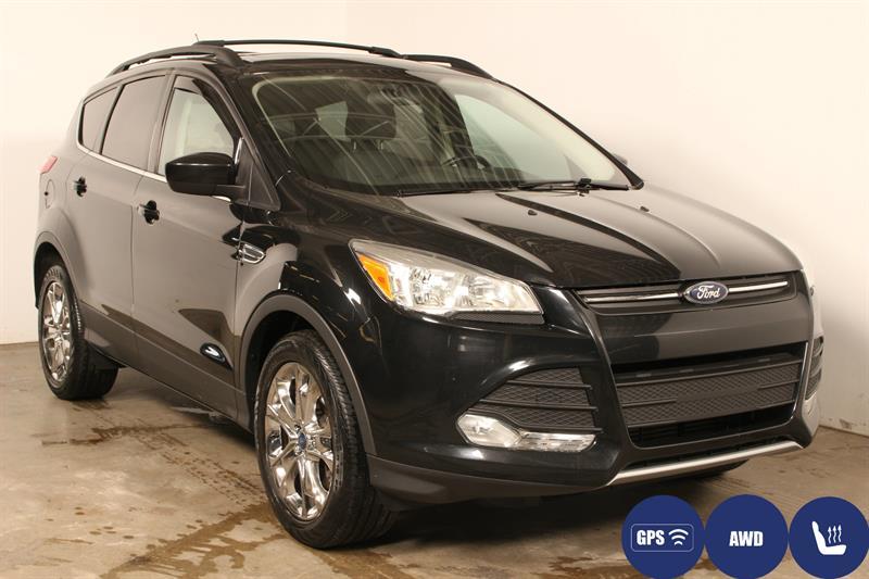 Ford Escape 2014 2.0L AWD ** CUIR TOIT GPS ** #U3387