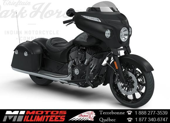 Indian Chieftain Dark Horse 2018
