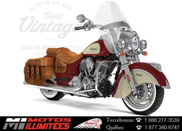Indian Chief Vintage 1500$ trade in 2017