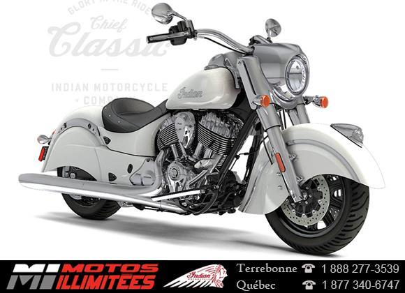 Indian Chief Classic 1500$ trade in 2016