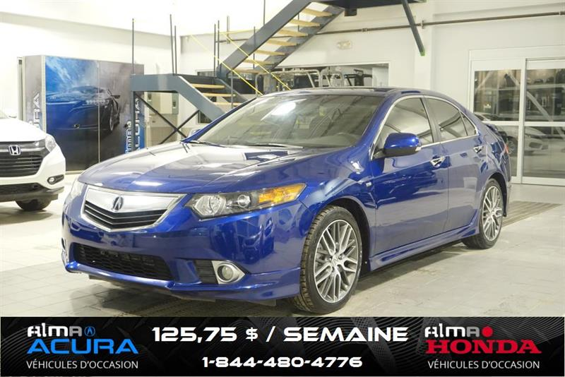 Acura TSX 2013 GROUPE A-SPEC #C870