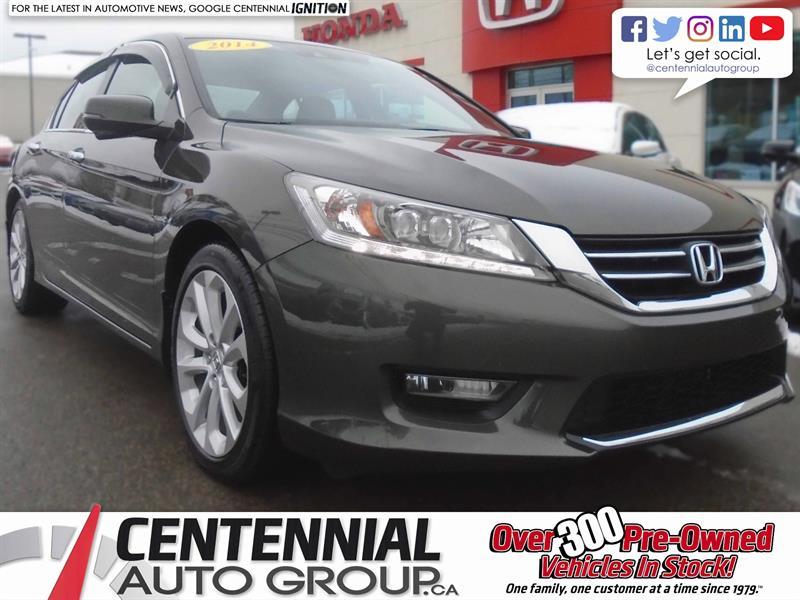 2014 Honda Accord Sedan Touring | 2.4L | Navi | Bluetooth | AC #8954A