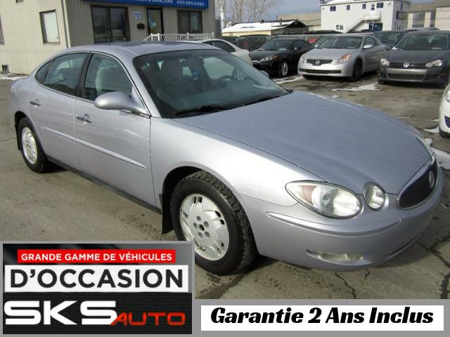 Buick Allure 2005 CX (GARANTIE 2 ANS INCLUS) *FINANCEMENT MAISON* #SKS-4009-4