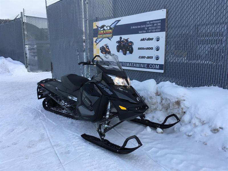 2018 Ski-Doo RENEGADE BACK COUNTRY 600 ETEC