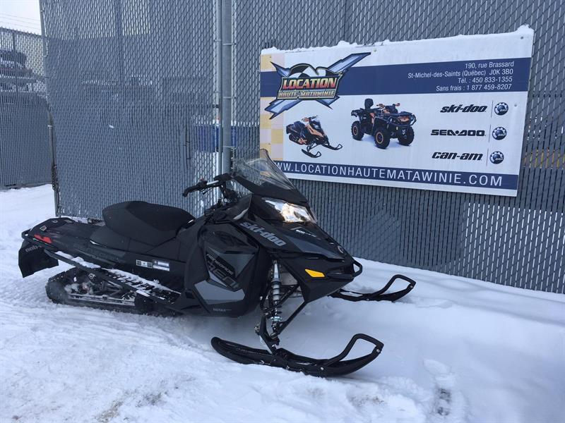 Ski-Doo RENEGADE ADRENALINE 600 ETEC 2018